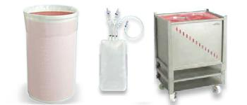 Bioprocess bags for single-use bioprocess systems