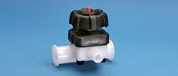 Sani-Tech® Manual ZDL Valve
