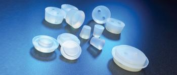 Sani-Tech® Silicone Stoppers